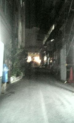 水道橋金比羅宮表参道